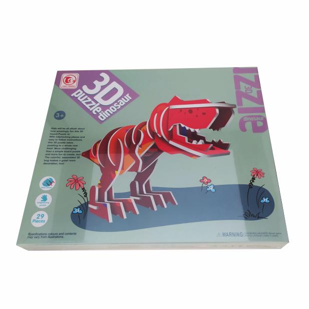 ROMPECABEZA DINOSAURIO 3D COD 8210