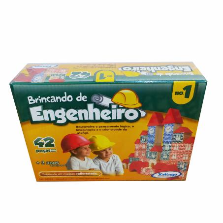 XALINGO INGENIERO 42 P - COD 2759