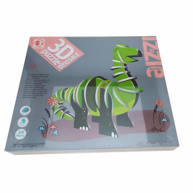 ROMPECABEZA DINOSAURIO 3D COD 8209