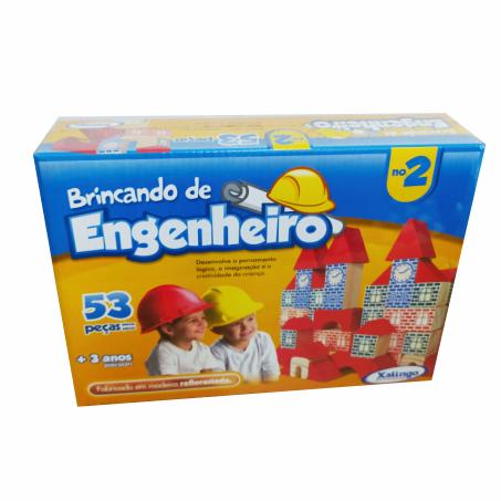 XALINGO INGENIERO 53 P - COD 2766