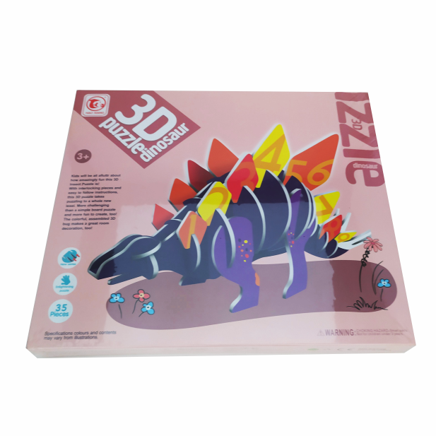ROMPECABEZA DINOSAURIO 3D COD 8208