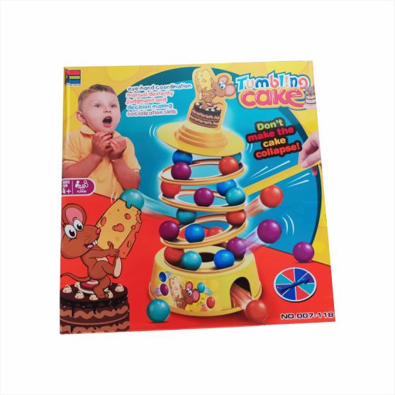TUMBLING CAKE COD 1582