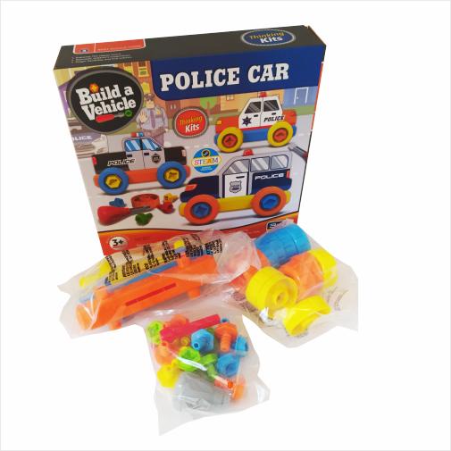 AUTO POLICIA COD 3458